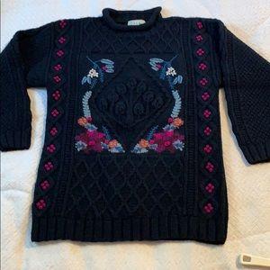 LLBean Wool Sweater